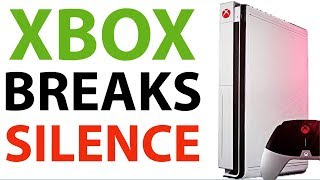 Xbox FINALLY Breaks SILENCE | Project Scarlett News | New Xbox Console