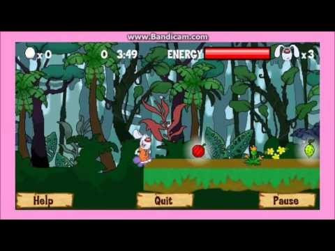 Brandy And Mr.Whiskers:Jungle Eggventure (Flash Game ...