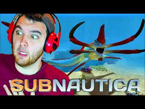 Getting Rescued By Aliens? (Subnautica First Playthrough)