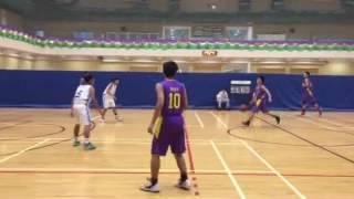 2015-16 八強  康樂vs圓玄二中