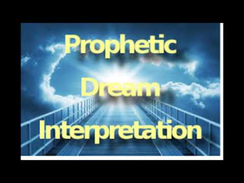 Two prophetic dreams over the summer, one personal and one general.