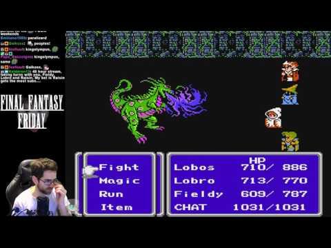 Lobos Plays Final Fantasy III (Pt. 3)