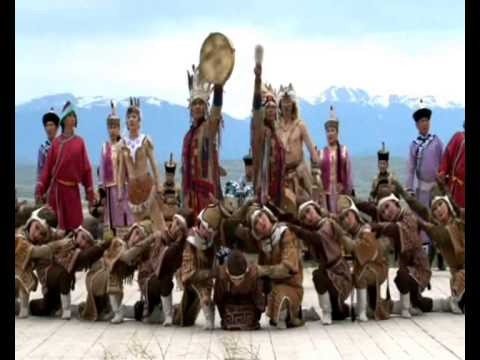 Sayan Ensemble-The Turkic people Tyva(Tuva)