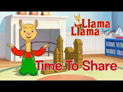 Llama Llama Time