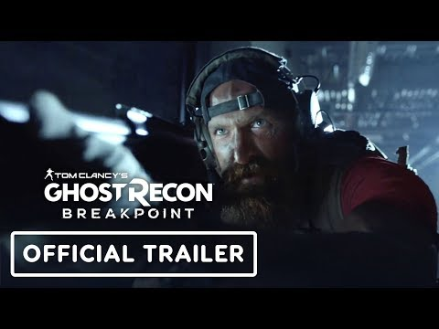 Tom Clancy's Ghost Recon Breakpoint - Official Live Action T