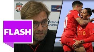 """Klopp vor Merseyside-Derby FC Everton gegen FC Liverpool: """"Ich liebe diese Geschichten!"""""""