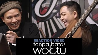 "Download Reaction Video Cover ""Tanpa Batas Waktu"" Ade Govinda feat. Fadly"
