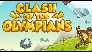 Clash of The Olympians Full Gameplay Walkthrough