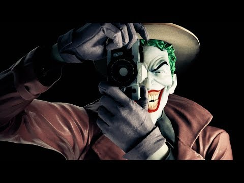 Batman: The Killing Joke - Official Graphic Novel Trailer (:30 Version)