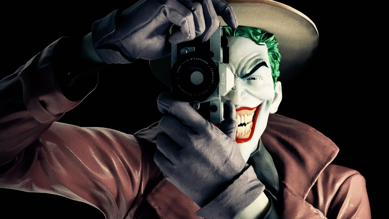 Batman The Killing Joke Stream