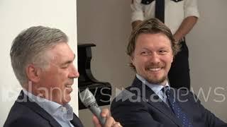 'O Ancelotti 'nnammurato: