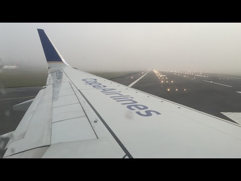Copa Airlines (Star Alliance) CM7501 MDE-BOG Pushback, Safety Video, Engine Start and Takeoff