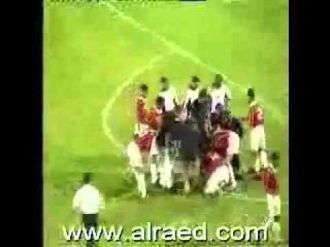 Soccer player internal decapitation.flv