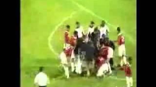 Soccer player internal decapitation.flv
