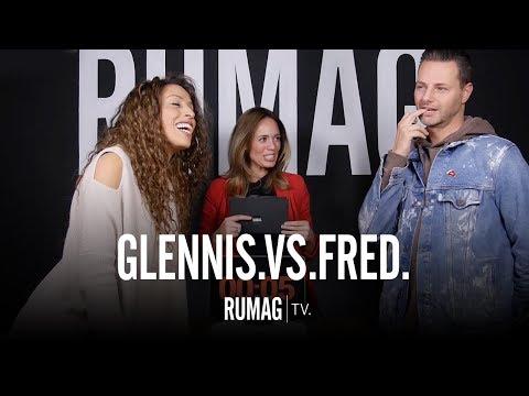 Glennis Grace vs. Fred van Leer - 5 seconds - RUMAGTV