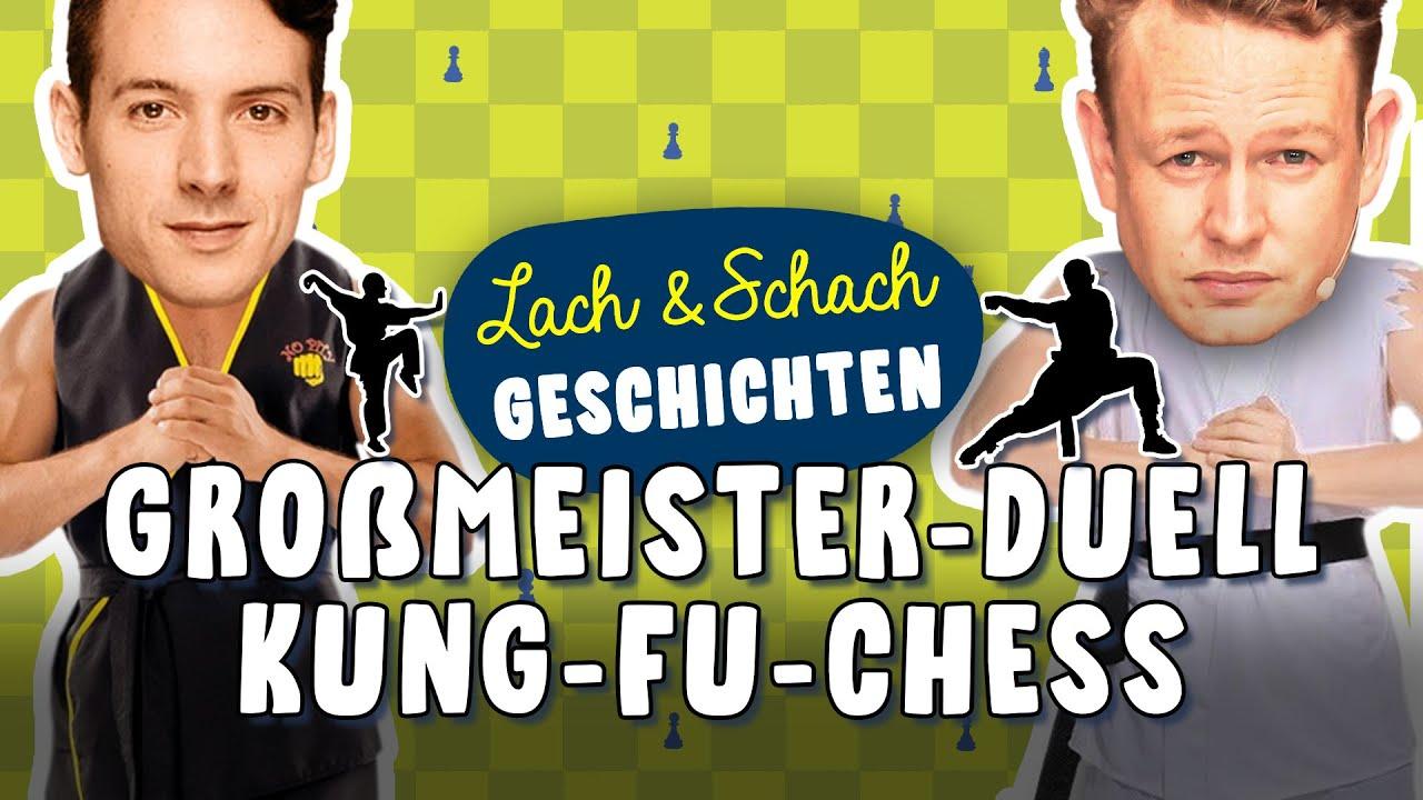 Huschenbeth & Gustafsson sind KOMPLETT lost!   Lach & Schachgeschichten