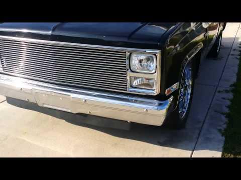 Axle Flip Amp Air Shocks On 1987 Chevrolet R 10 Custom Delux