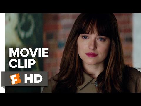 Fifty Shades Darker Movie CLIP - Leila Surprises Ana (2017) - Dakota Johnson Movie