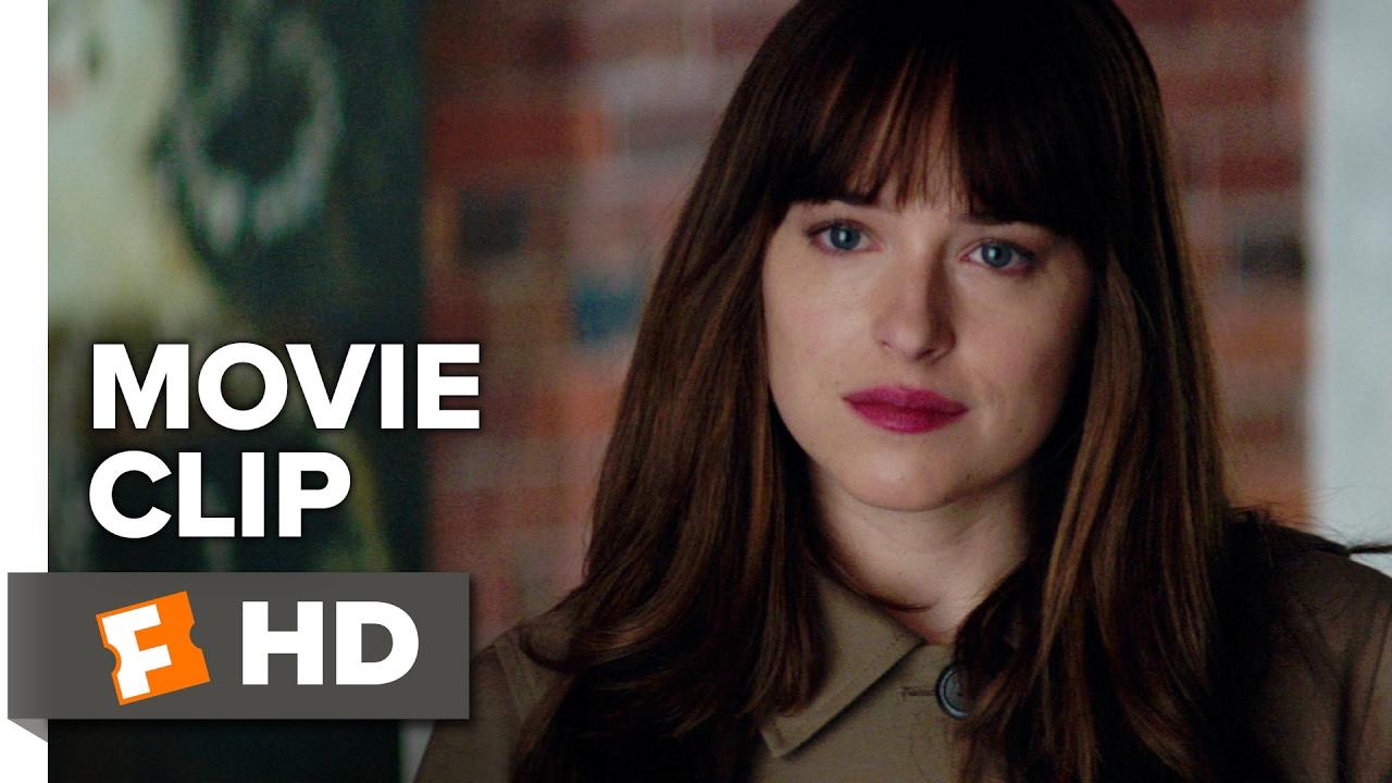 Download Fifty Shades Darker Movie CLIP - Leila Surprises Ana (2017) - Dakota Johnson Movie