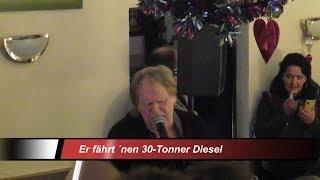 Jever Eck Wuppertal Gunter Gabriel Er fährt ´nen 30-Tonner Diesel