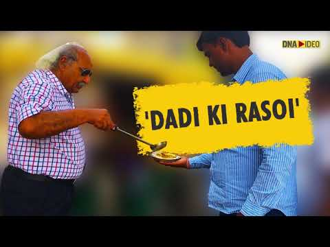 """Dadi Ki Rasoi"" by Anoop Khanna in Noida serves desi ghee cooked food in mere Rs.5"