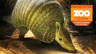 SCREAMING HAIRY ARMADILLO! | Zoo Tycoon : Ultimate Animal Collection #5