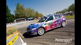 Rallye Český Krumlov 2017 - zrychlujeme