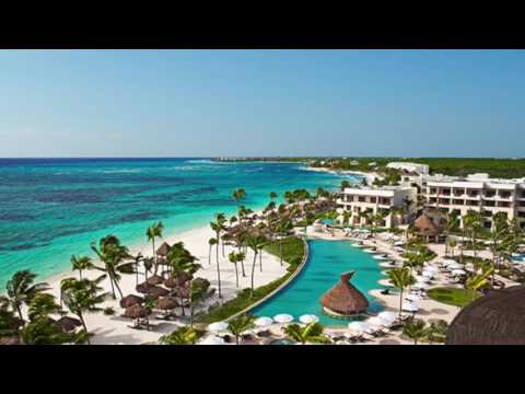 Top Five  New Resorts and Attractions in  Cancun / Riviera Maya