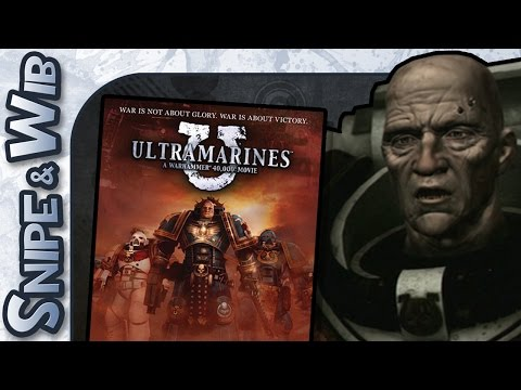 Ultramarines: A Warhammer 40,000 Movie - Snipe and Wib