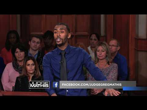 Judge Mathis Gets Real with a Father