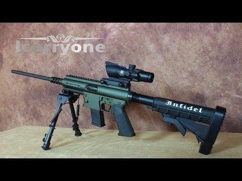 TNW Aero Survival Rifle - 10mm