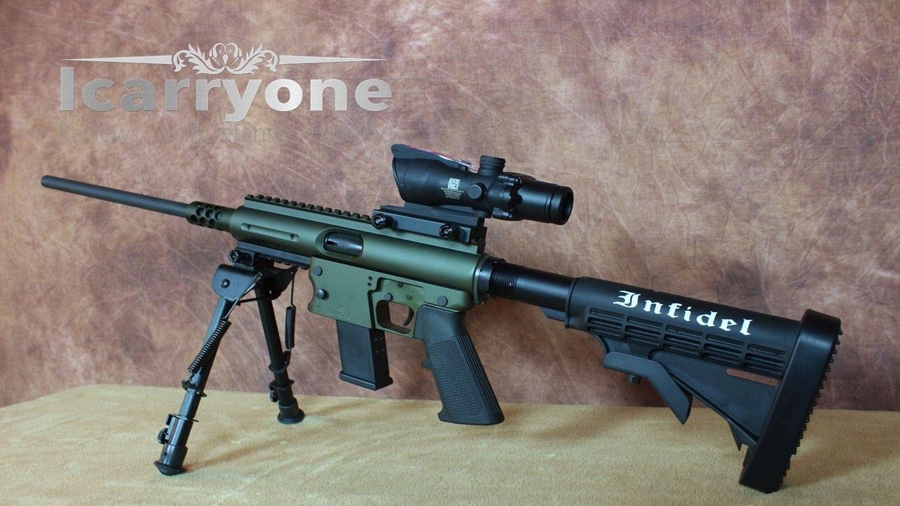 TNW Aero Survival Rifle - 10mm - YouTube