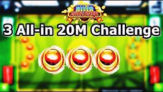 Soccer Stars All in 20M Challenge 3D Nebula Team 2 9