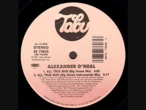 Alexander O'Neal - All True Man (12