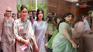 डिंपल यादव के साथ साथ करीना कपूर खान का ये अदांज देखा आपने | Kareena Kapoor's Mesmerizing Style