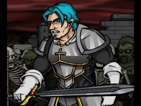Shadow Plays Paladin- An Awesome Flash Game