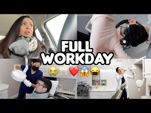 Full Workday As A Dental Hygienist