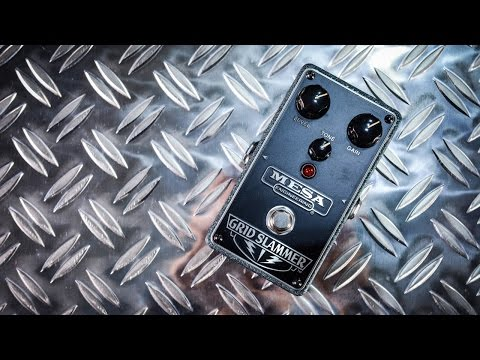 Mesa Boogie Grid Slammer (TS-Style Overdrive) - IN DEPTH Review