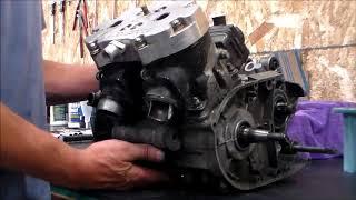 Banshee Engine Disassembly Part 1