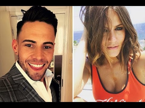Caroline Flack and Celebrity Big Brother's Andrew Brady secretly dating