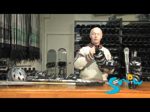 Snow Australia Equipment Guide -  Renting Skis  - Andy Burford