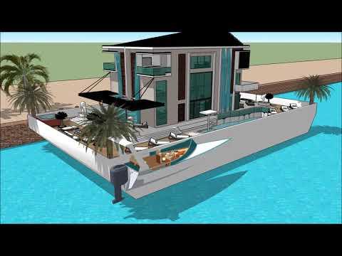 hausboot-deluxe-amsterdam-ferien-tour-architektur-luxus-architekt-haus-planen-gebai-sketchup-immobil