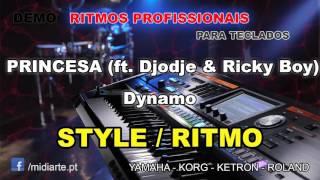 ♫ Ritmo / Style  - PRINCESA (ft. Djodje & Ricky Boy) - Dynamo