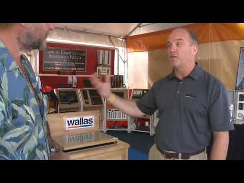 """Wallas Stove/Heater """"Found at the Boat Show"""""""