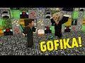 WHIPPIT BJUDER PÅ GOFIKA | Minecraft Blocked in Combat