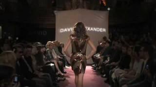 "David Alexander Spring/ Summer 2010 ""Love Me If You Dare"""