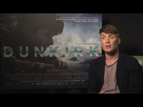 Cillian Murphy talks Dunkirk, Peaky Blinders and a third 28 Days Later