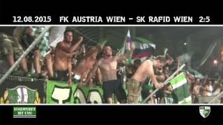 12.08.2015 Austria - Rapid
