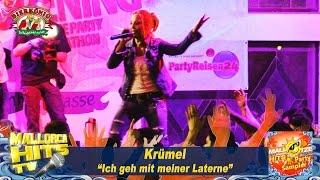 Krümel - Ich geh mit meiner Laterne - Mallorca Party Hits