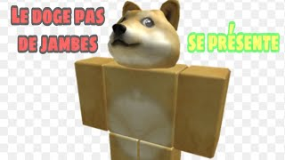 Doge no legs presents (roblox)